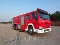 Fuqi (Fushun) FQZ5280GXFPM120 foam fire engine