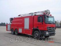 抚起牌FQZ5310JXFJP18/D型举高喷射消防车