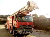 Fuqi (Fushun) FQZ5420JXFJP60 high lift pump fire engine