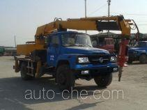 Freet Shenggong FRT5090TDMG5 auger anchor truck