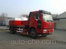 Freet Shenggong FRT5100XGCG5 oil cleaning plant truck