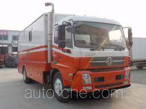 Freet Shenggong FRT5160TCJG5 logging truck