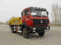 Freet Shenggong FRT5160ZBG tank transport truck