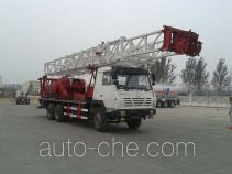 Freet Shenggong FRT5250TXJ well-workover rig truck