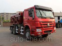 Freet Shenggong FRT5250TYA fracturing sand dump truck