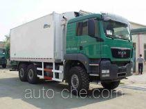 Freet Shenggong FRT5250XLC refrigerated truck