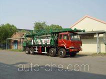 Freet Shenggong FRT5310TLF vertical mounting derrick truck