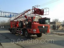 Freet Shenggong FRT5310TXJ well-workover rig truck