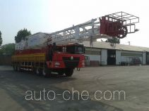 Freet Shenggong FRT5460TXJ well-workover rig truck