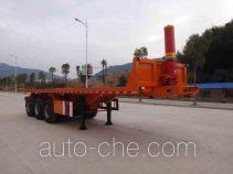 Minying FSY9400ZZXP flatbed dump trailer
