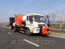 英达牌FTT5160TXBPM39型沥青路面热再生修补车