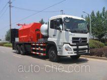 英达牌FTT5250TXBPM5型沥青路面热再生修补车