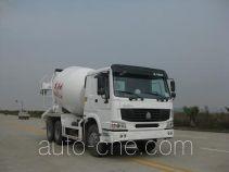 大力士牌FTW5250GJB型混凝土搅拌运输车