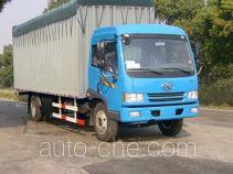FAW Fenghuang FXC5133XPXYP9L1E soft top box van truck