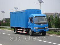 FAW Fenghuang FXC5145XPXYL2E soft top box van truck