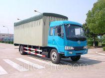 FAW Fenghuang FXC5147XPXYL2E soft top box van truck