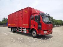 Fenghuang FXC5160XXYP62L4E5 box van truck