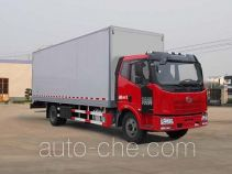 Fenghuang FXC5161XBWP62L4E4 insulated box van truck