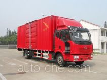 FAW Fenghuang FXC5161XXYP62L4E4 box van truck