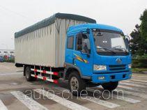 FAW Fenghuang FXC5163XPXYP9L2AE soft top box van truck