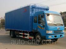 FAW Fenghuang FXC5163XPXYP9L2E soft top box van truck