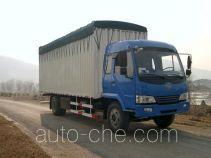 FAW Fenghuang FXC5167XPXYL2E soft top box van truck