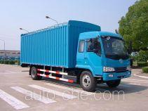 FAW Fenghuang FXC5169XPXYL2E soft top box van truck