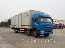 FAW Fenghuang FXC5250XXYL7T3E4A80 box van truck