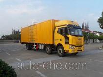 FAW Fenghuang FXC5250XXYP63L7T3E4 box van truck