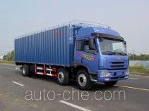 FAW Fenghuang FXC5251XPXYL7T3E soft top box van truck