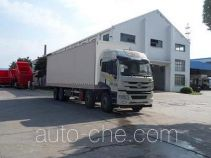 Fenghuang FXC5310XBWL7T4E4A80 insulated box van truck