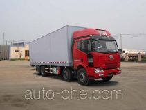 FAW Fenghuang FXC5310XBWP63L7T4E4 insulated box van truck