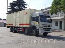 Fenghuang FXC5310XXYL7T4E4A80 box van truck