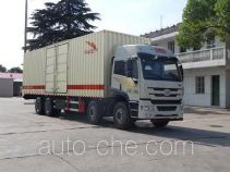FAW Fenghuang FXC5310XXYL7T4E4A80 box van truck