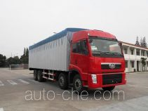 FAW Fenghuang FXC5313CPYP2L7T4E soft top box van truck