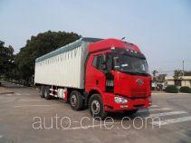 FAW Fenghuang FXC5315CPYP63L7T4E soft top box van truck