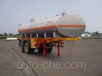 FAW Fenghuang FXC9280GHY chemical liquid tank trailer