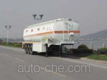FAW Fenghuang FXC9401GHY chemical liquid tank trailer