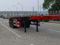 FAW Fenghuang FXC9401TJZ container carrier vehicle