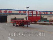Hengyu Shiye FYD9402ZZXP flatbed dump trailer