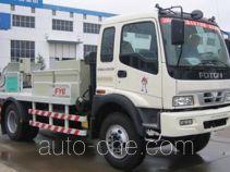 FYG牌FYG5120HB100型车载式混凝土泵车