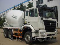 FYG牌FYG5253GJBD型混凝土搅拌运输车