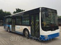 福达牌FZ6109UFCHEV5型混合动力城市客车