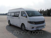福达牌FZ6601BEV02型纯电动客车
