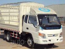 Gonow GA5040PCTCXYE3A грузовик с решетчатым тент-каркасом