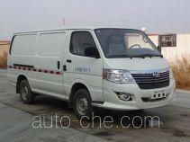 Jincheng GDQ5030XXY box van truck