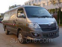 Jincheng GDQ5030XXYL box van truck