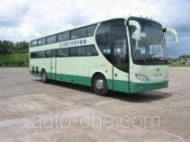 桂林大宇牌GDW6120HW5型卧铺客车