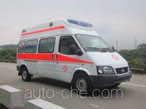 Shangyuan GDY5030XJHL ambulance