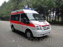 上元牌GDY5031XJHV型救护车